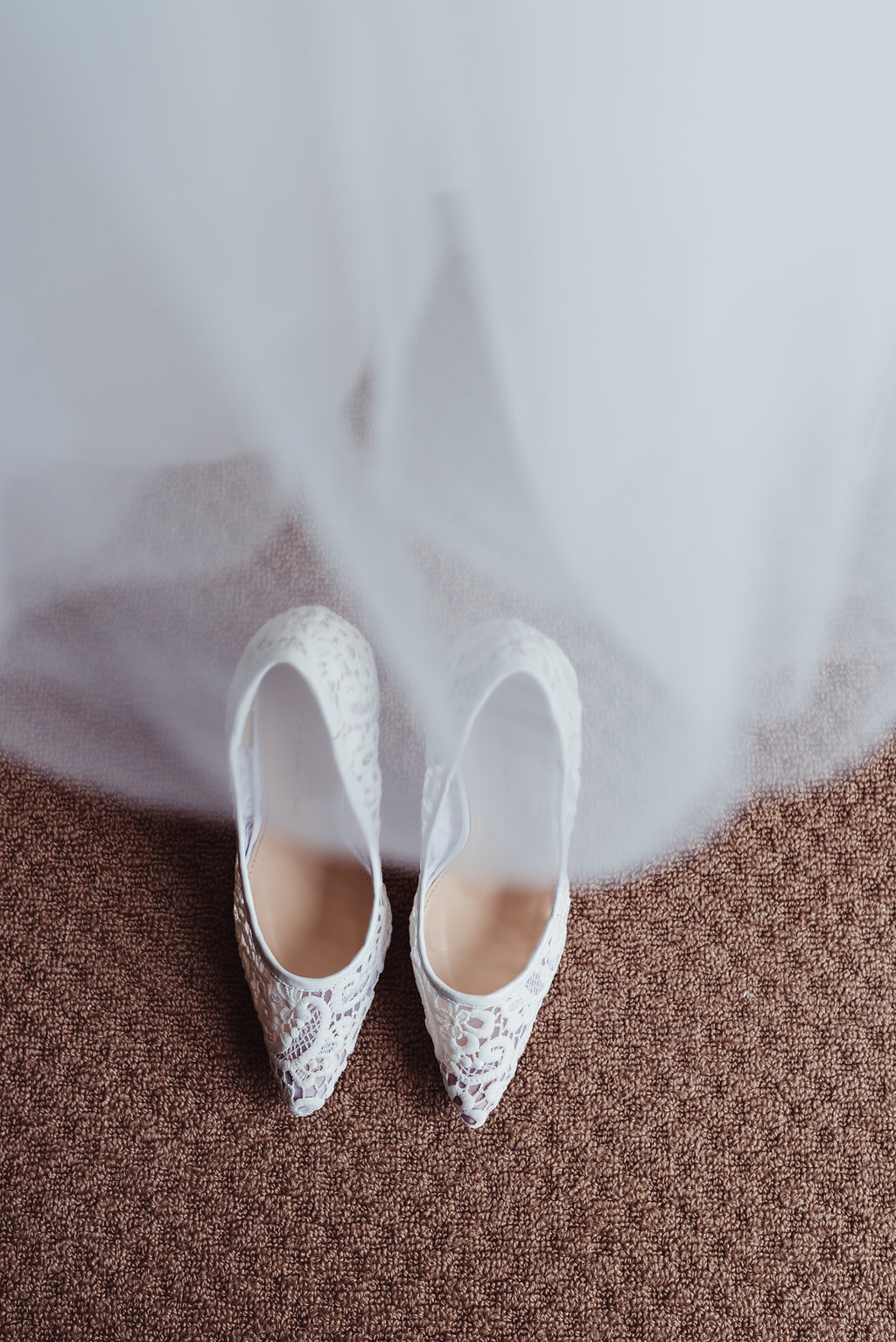 Brides Wedding Shoes - Wedding Planning Hunter Valley
