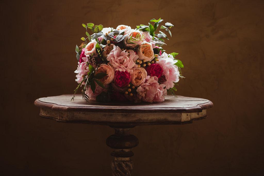 Brides Wedding Bouquet - Wedding Flowers Hunter Valley