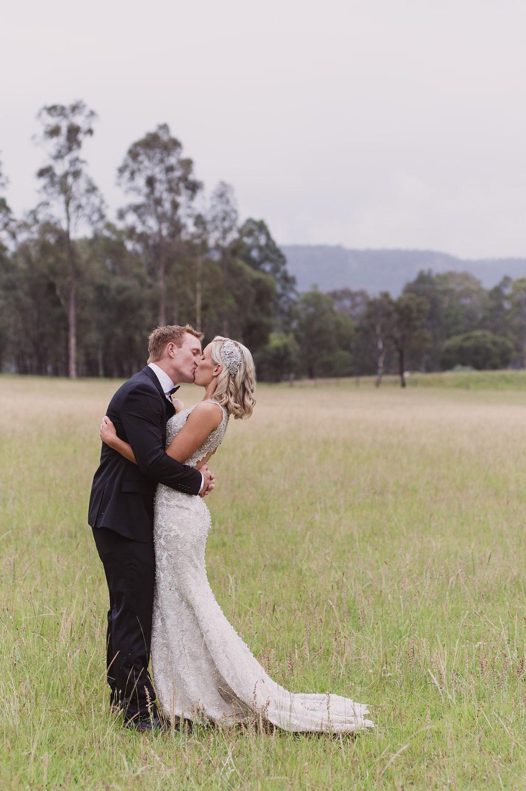 Bride & Groom Vineyard - Wedding Planning Hunter Valley