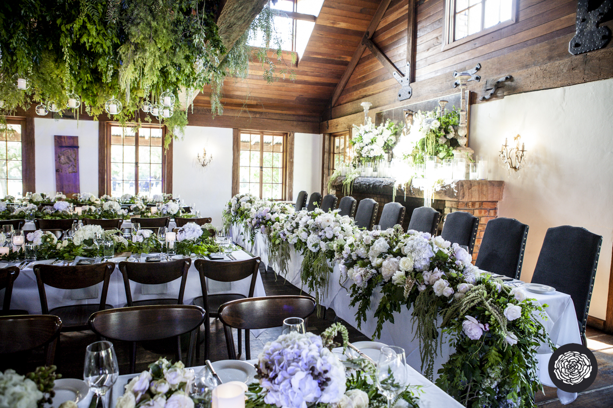 Flower Centrepieces - Wedding Flowers Hunter Valley