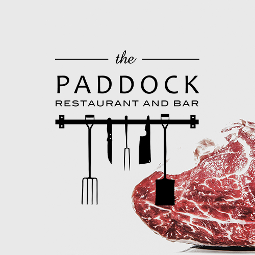 The Paddock Restaurant Branding