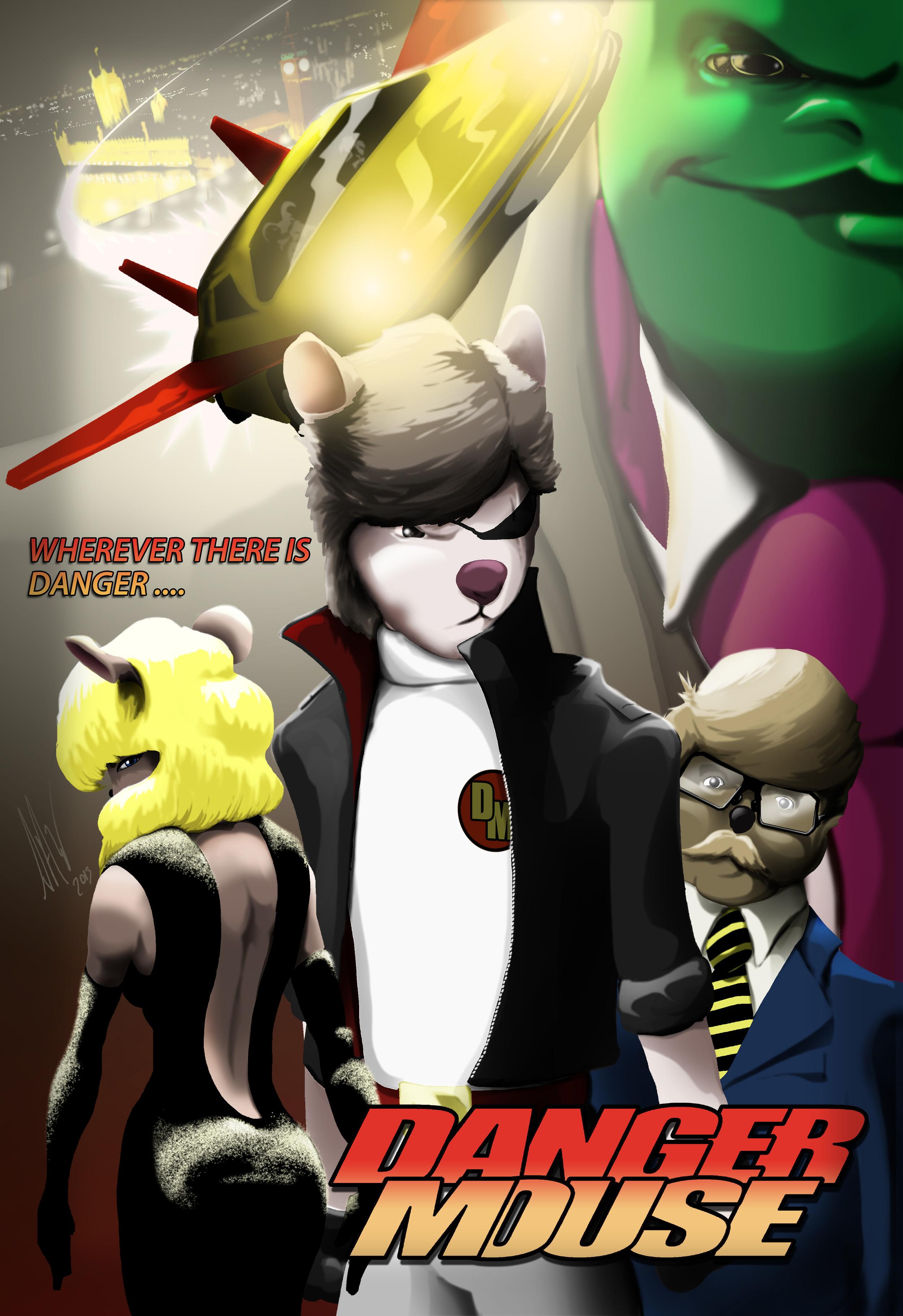 Danger Mouse 11x17.jpg