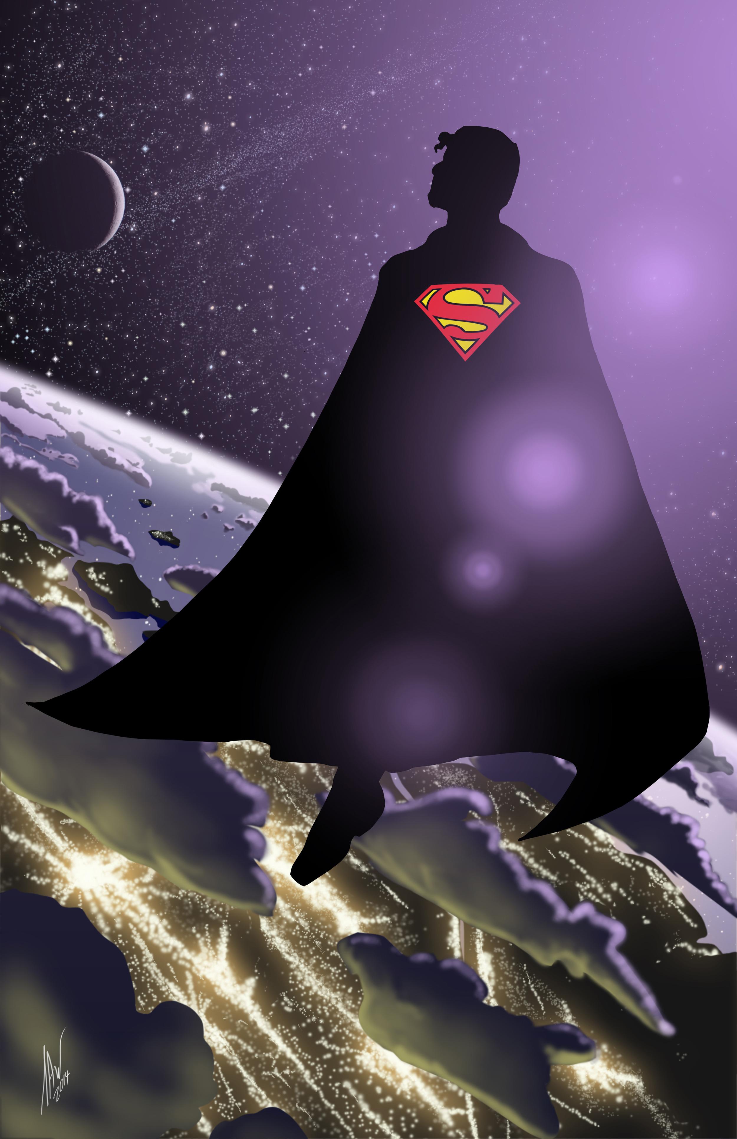 Superman-Silent Vigile 11x17.jpg