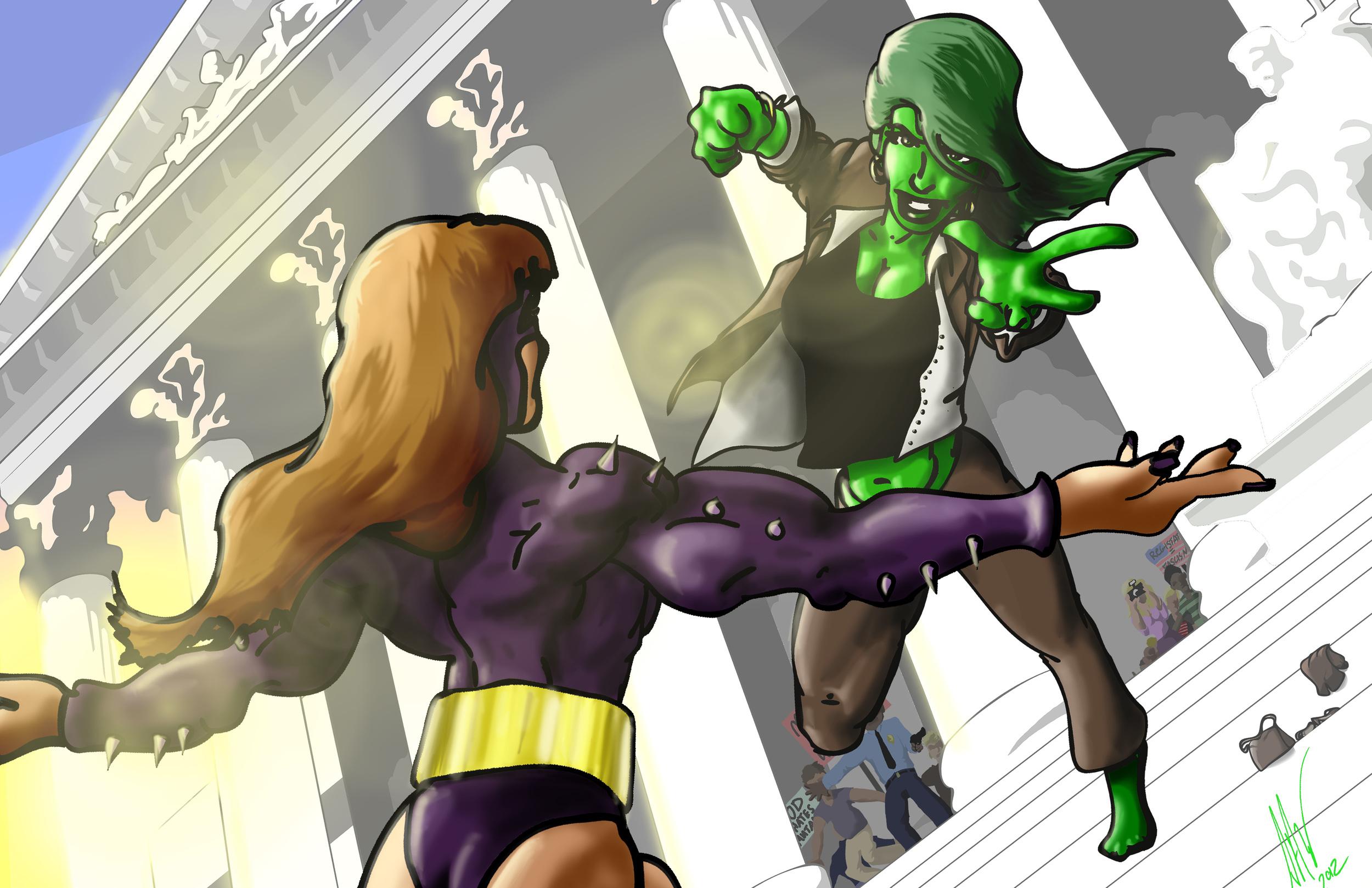 Clash With Titania 11x17.jpg