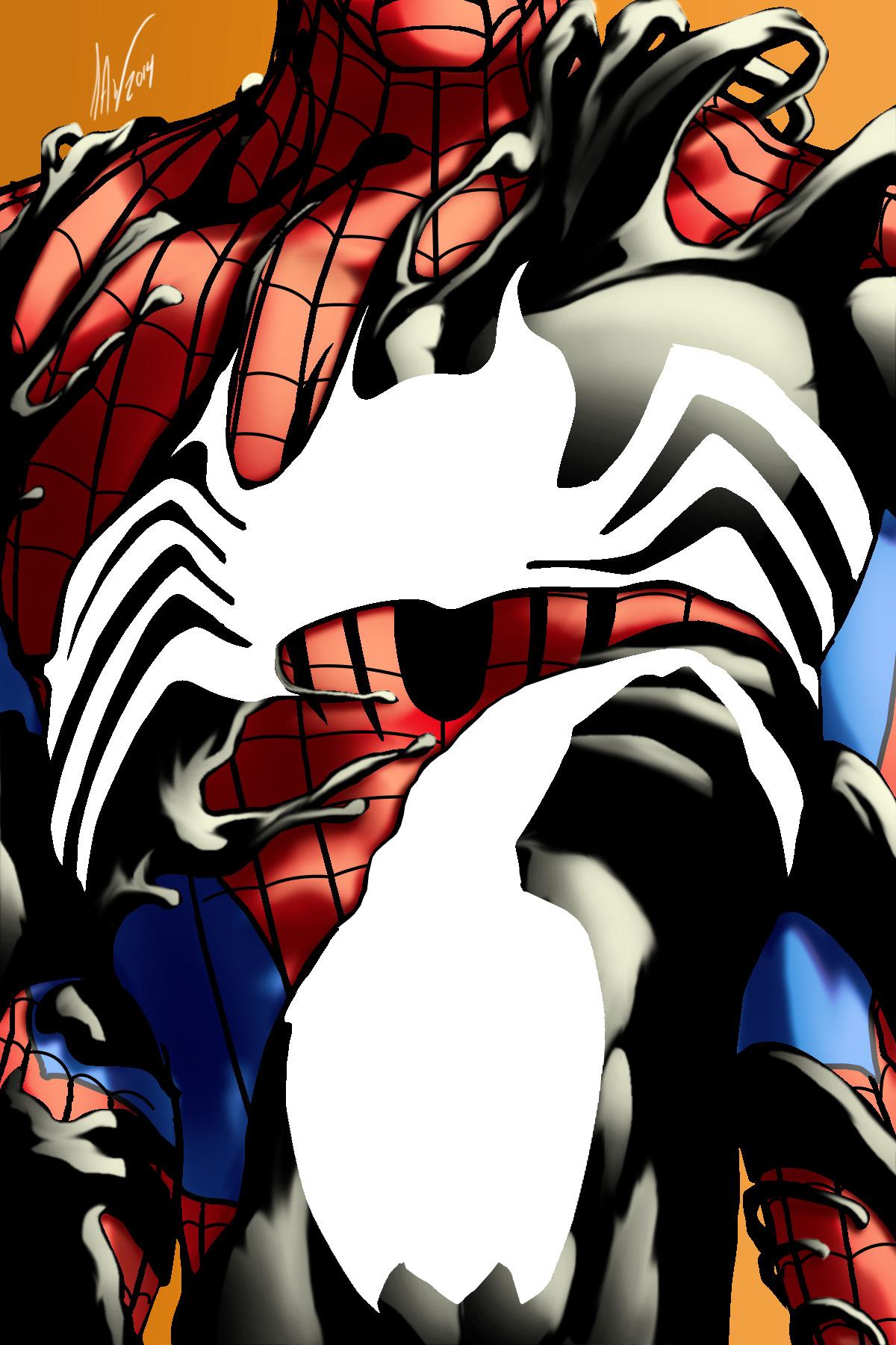 Spiderman-New Suit New Responsibilites 11x17.jpg
