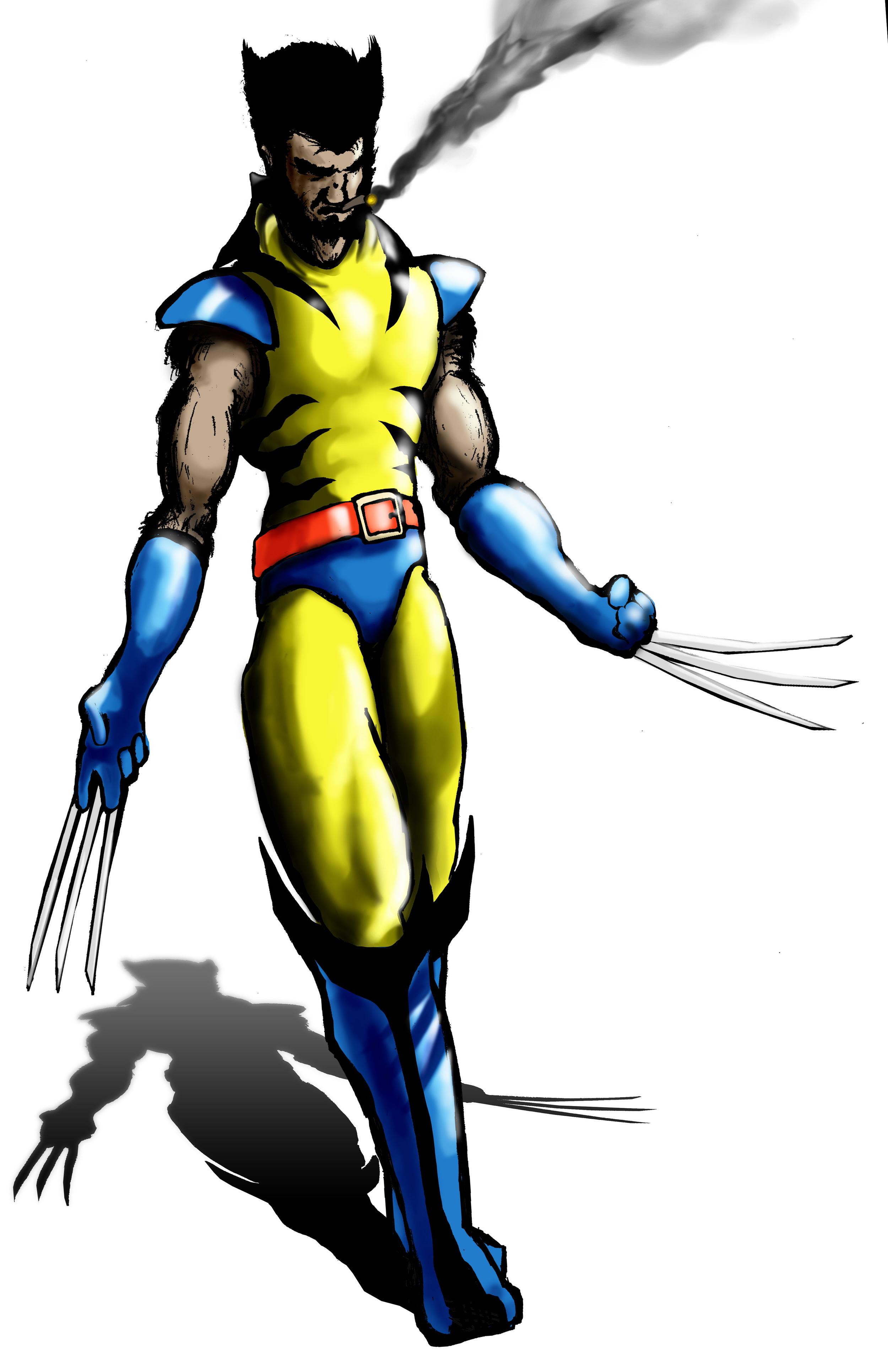 Wolverine-Yellow Spandex 11x17.jpg