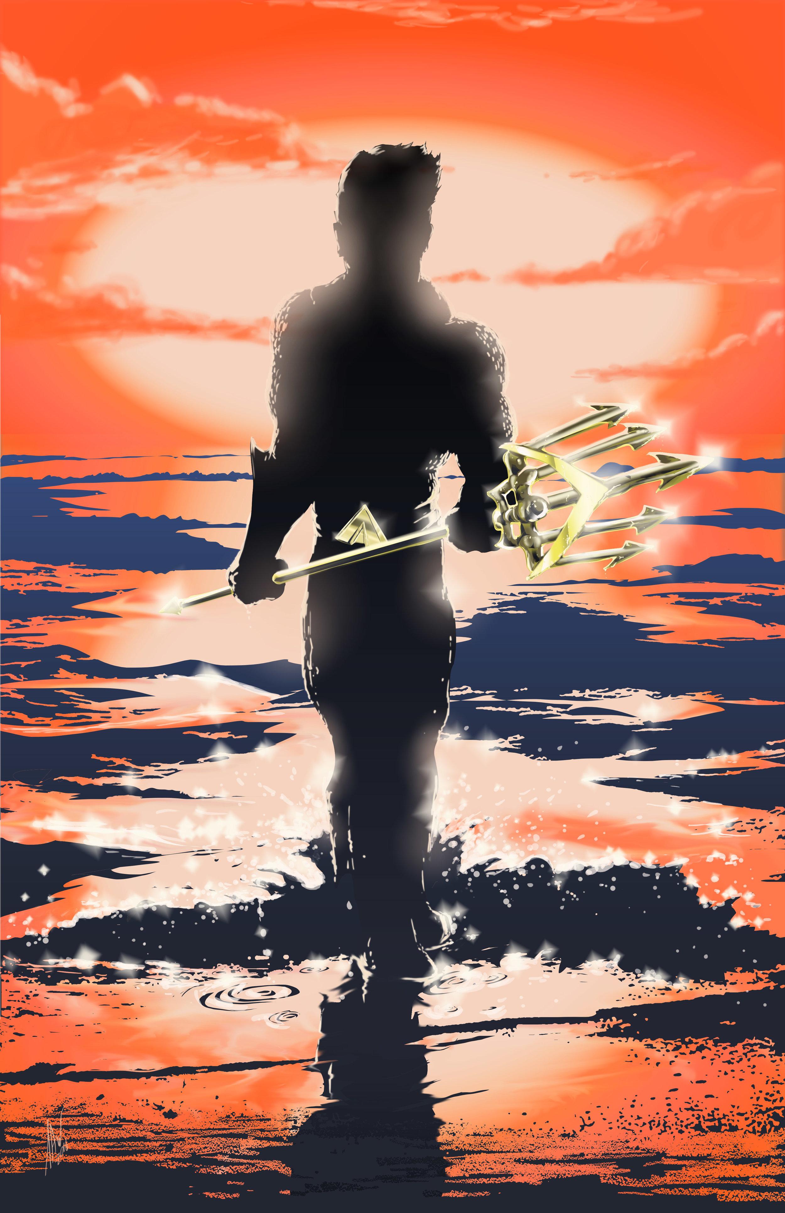 Aquaman - King of the Seas