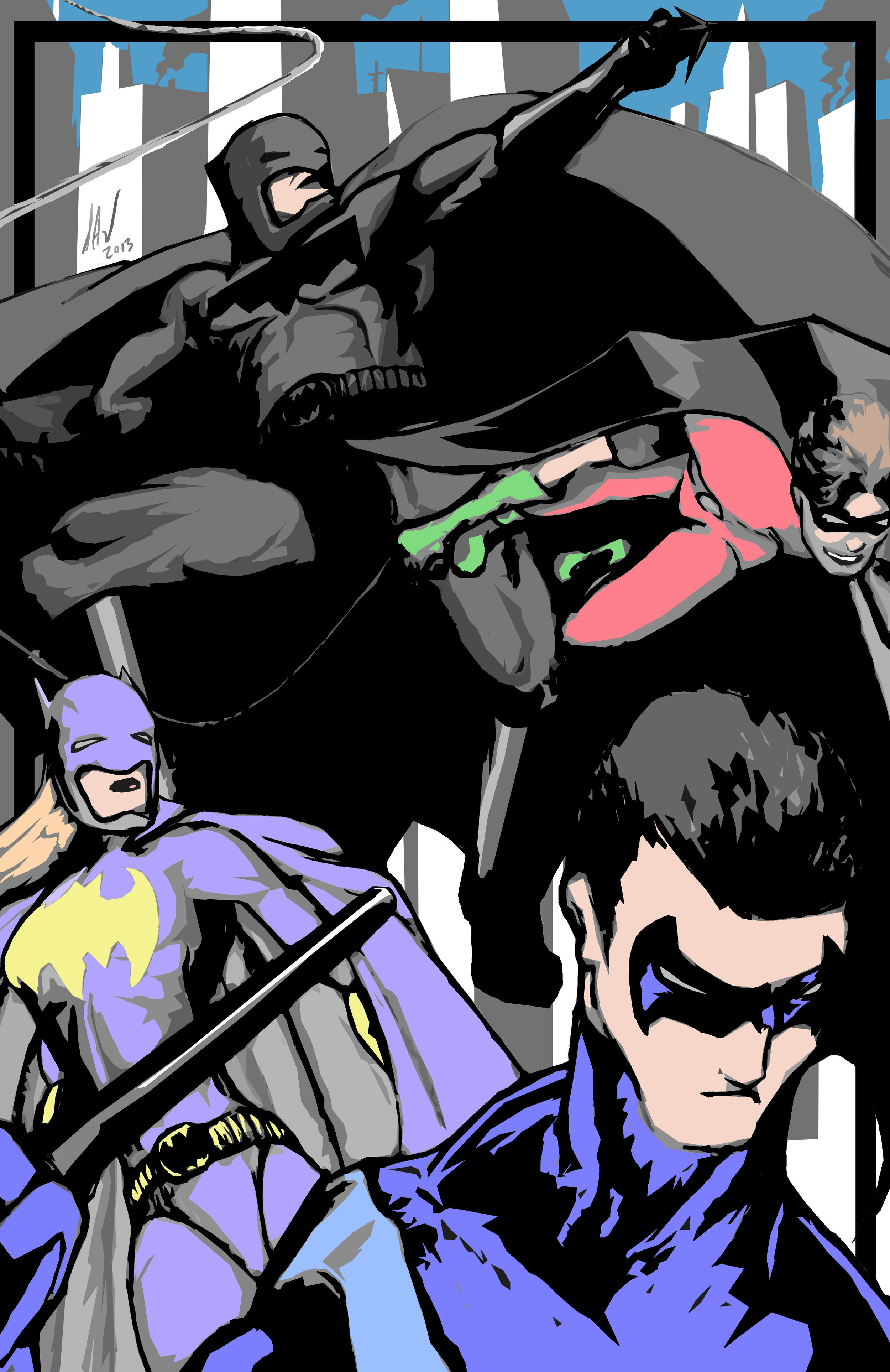 Batman-Family 11x17.jpg