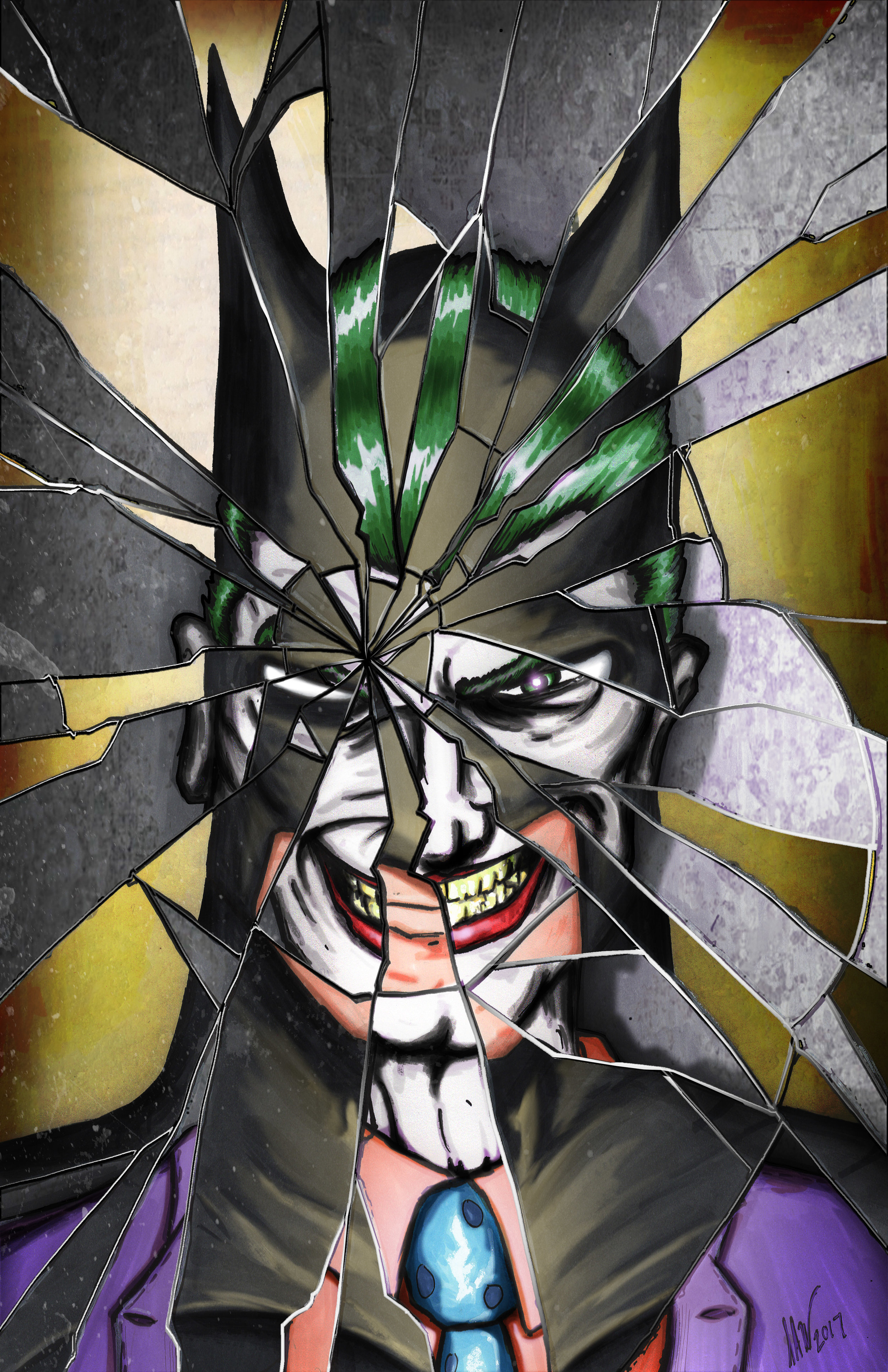 Batman-Joker-Mirror-Mirror 11x17.jpg