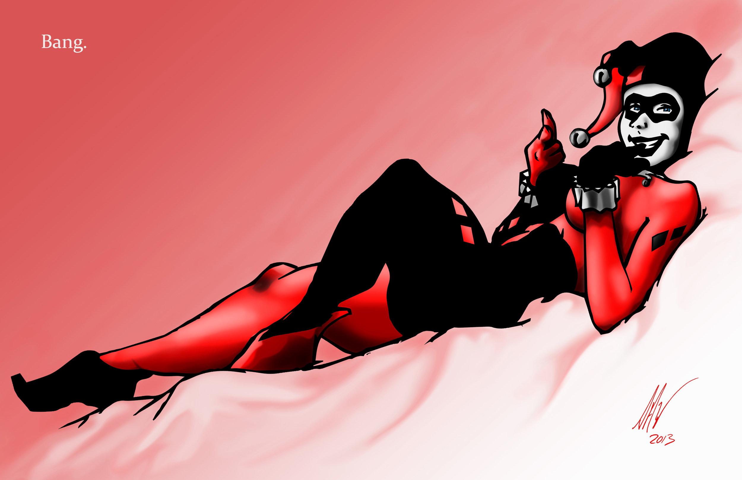 Harley Quinn-Bang 11x17.jpg