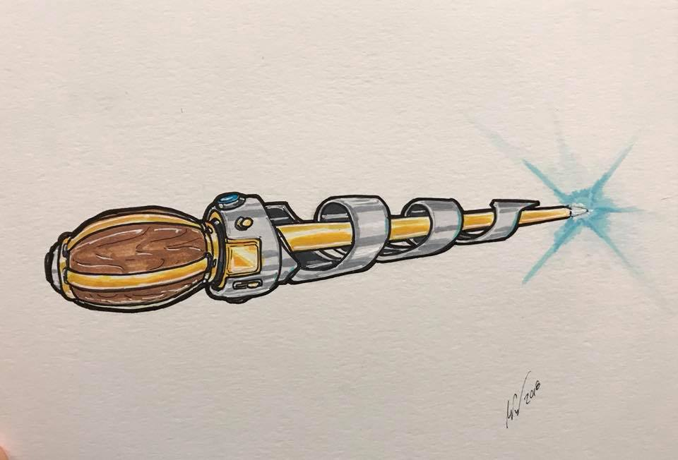 001-Sonic Screwdriver Rough Design.jpg