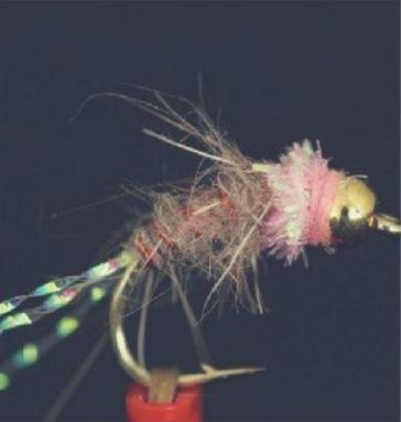 November - Pink Squirrel (Size 14)