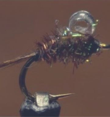 December - Engle Bubble Wing BWO Emerger (Size 20)
