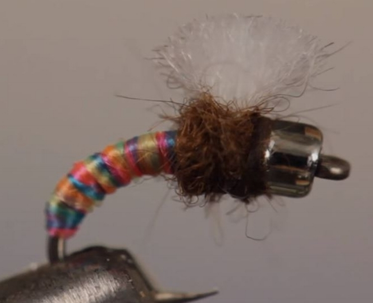 March - Hippy Chick Midge (Size 20)
