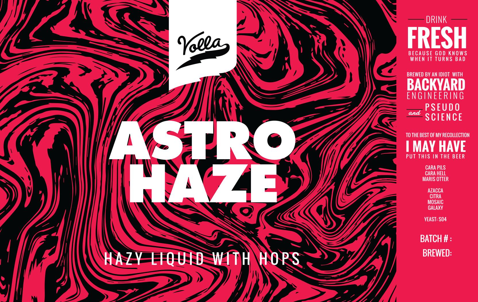 Astro Haze