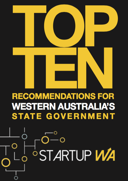 Top Ten Policy Recommendations Infographic