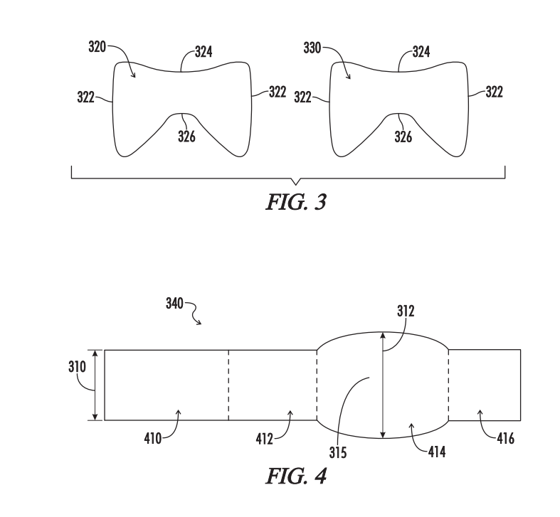 Portion of the Patent Drawings submitted to the USPTO contained in the Non-Provisional Application granted on August 14th, 2018.