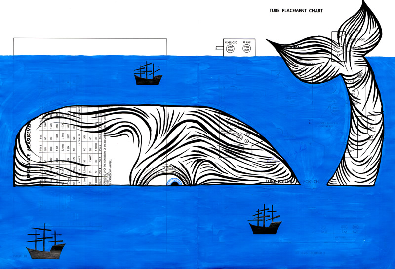 MOBY-DICK, page 443