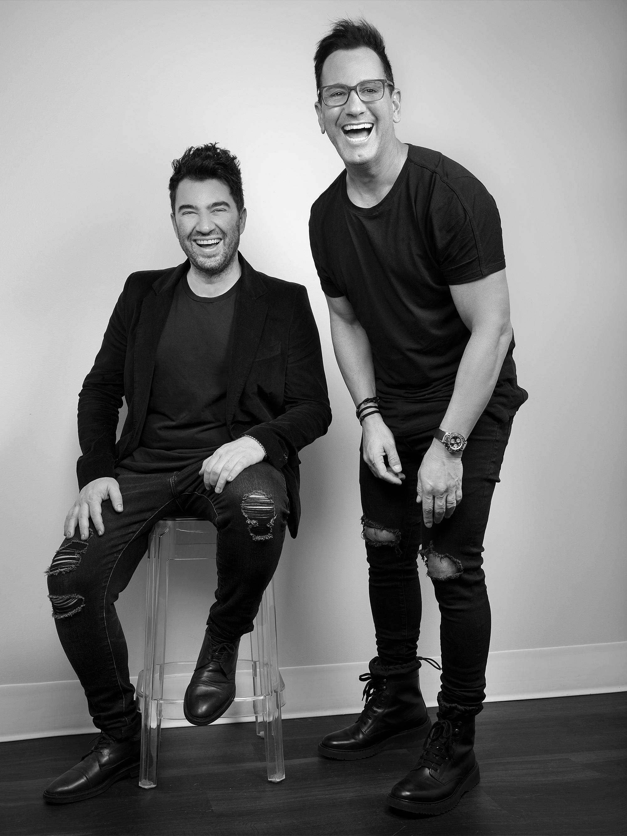 Cofounders - Antonio Cerroni & Moshe Cohen