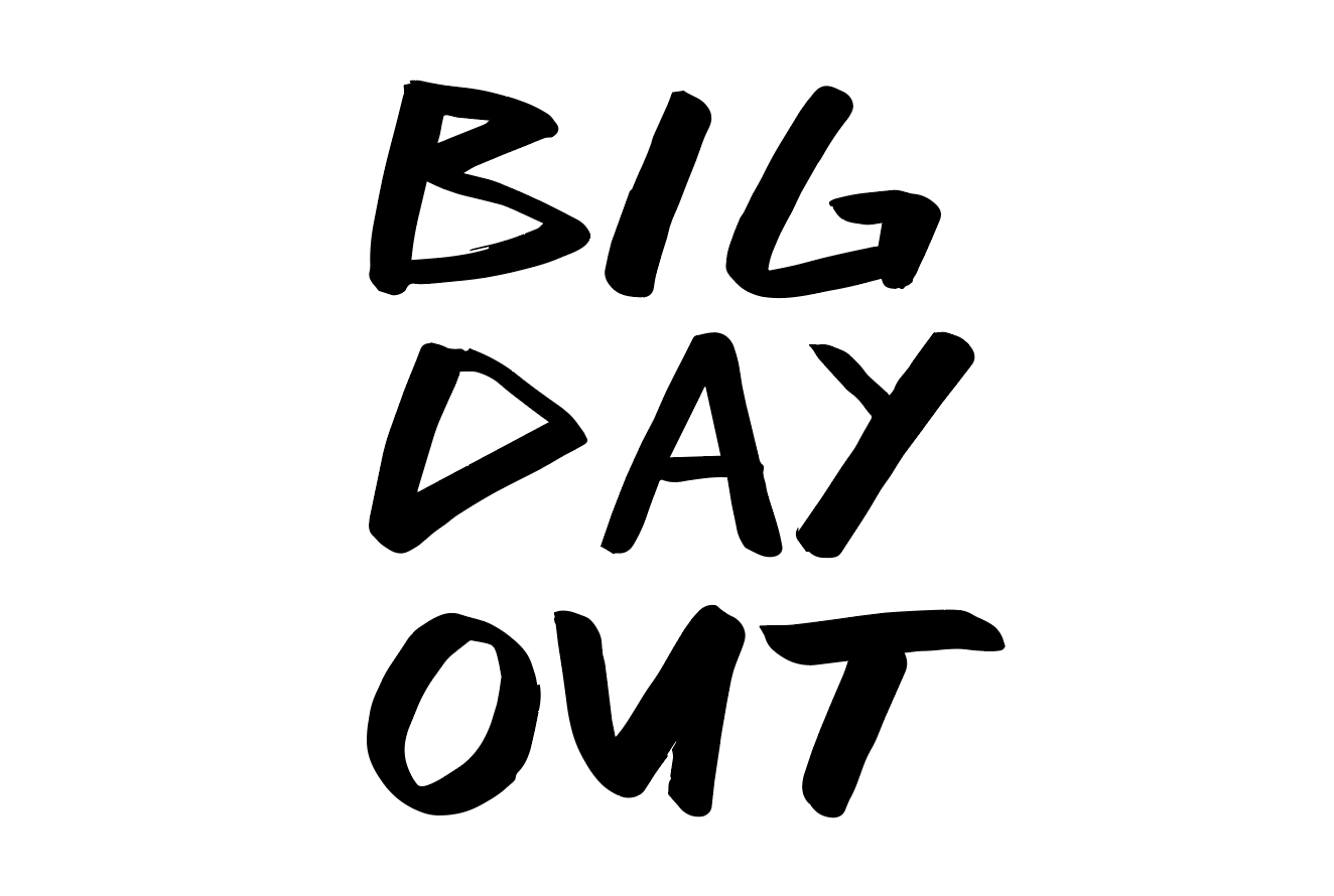 BIG DAT OUT - Event Branding