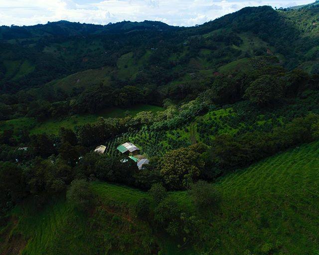 Family Farm, Monteverde, Costa Rica