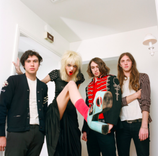 MOST LIKELY TO BE THE NEXT ROLLING STONES: Starcrawler