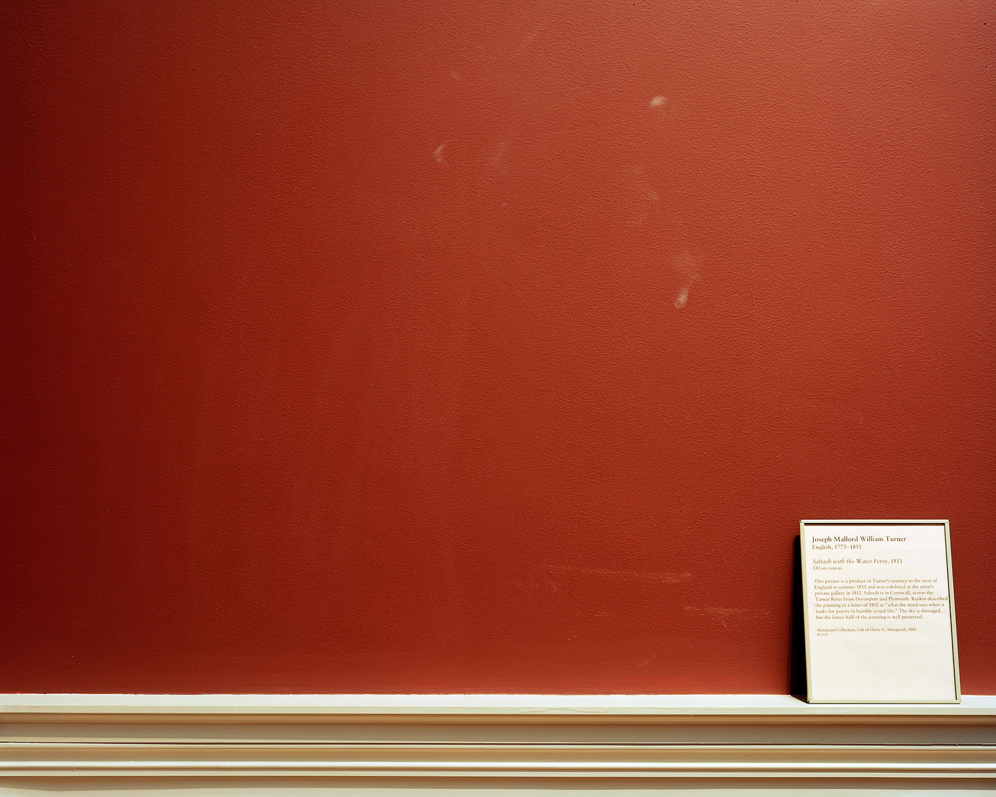 The Metropolitan Museum of Art-1, archival pigment print,11 x 14 inches, 2013