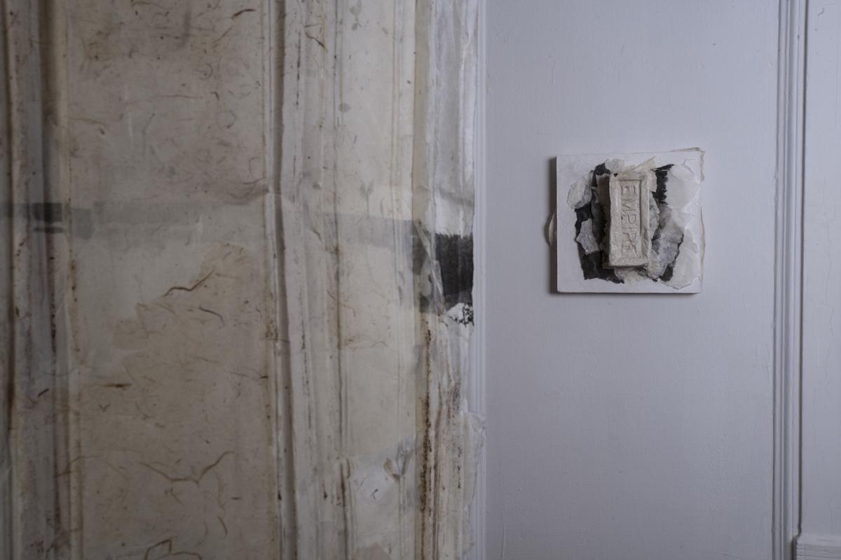Lin Yan: Gateway  Installation View, 2017. Photograph by Eugene Neduv. ©2017 Lin Yan, courtesy Fou Gallery 《林延:门道》场景图. 摄影:Eugene Neduv ©2017 林延,致谢否画廊