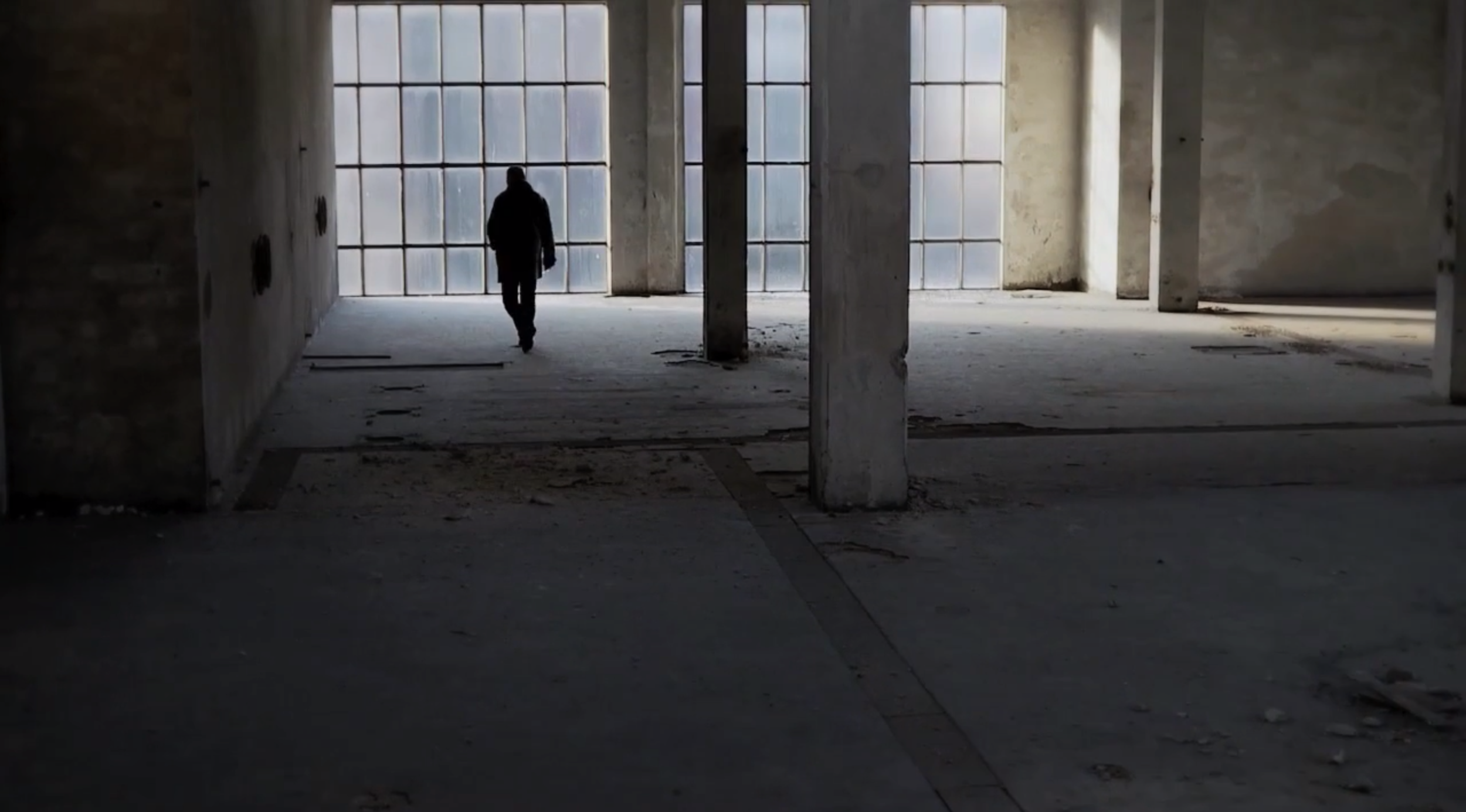 Still image from  Destiny of a Factory. ©  Victoria Catherine Chan