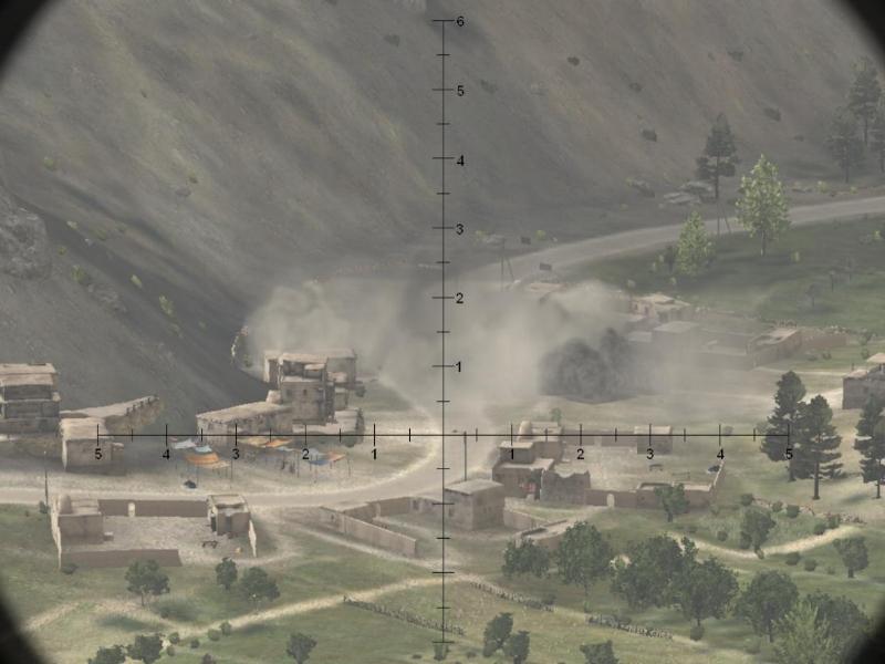 AVS Binoculars are an effective way to enhance forward observer training