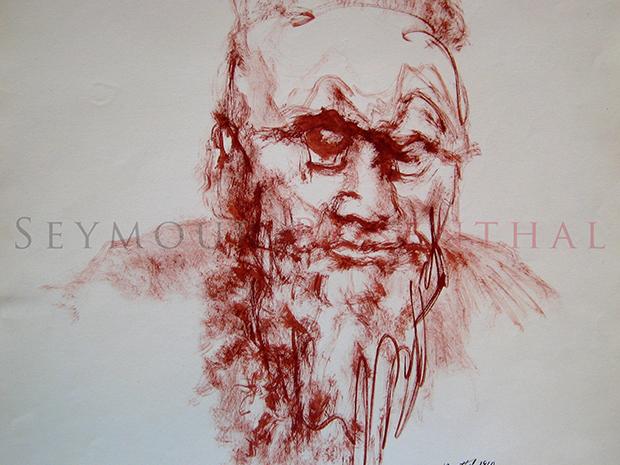 Portrait of Elder