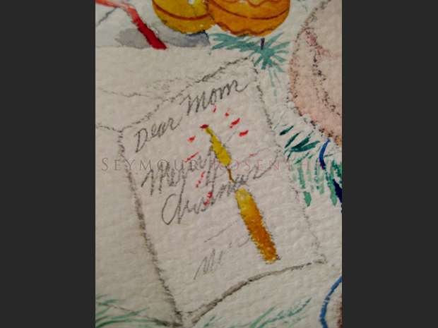 Dear Mom, Merry Christmas