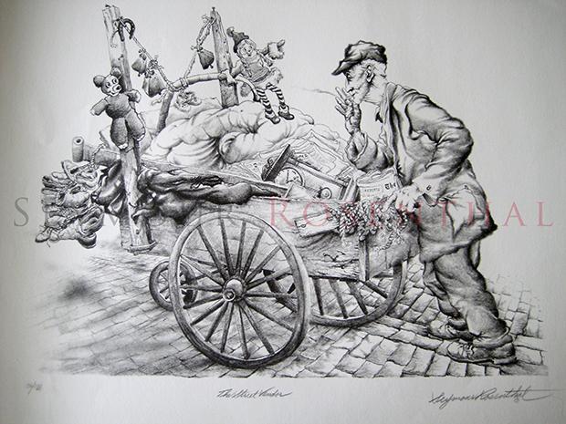 The Street Vendor