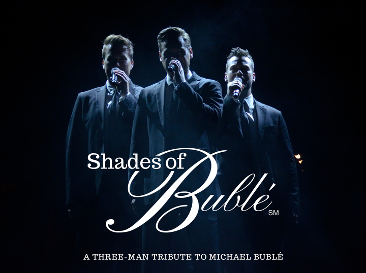 - David will be performing in Shades of Bublé, a Three-Man Tribute to Michael Bublé in Ontario from August 23rd to the 26th.