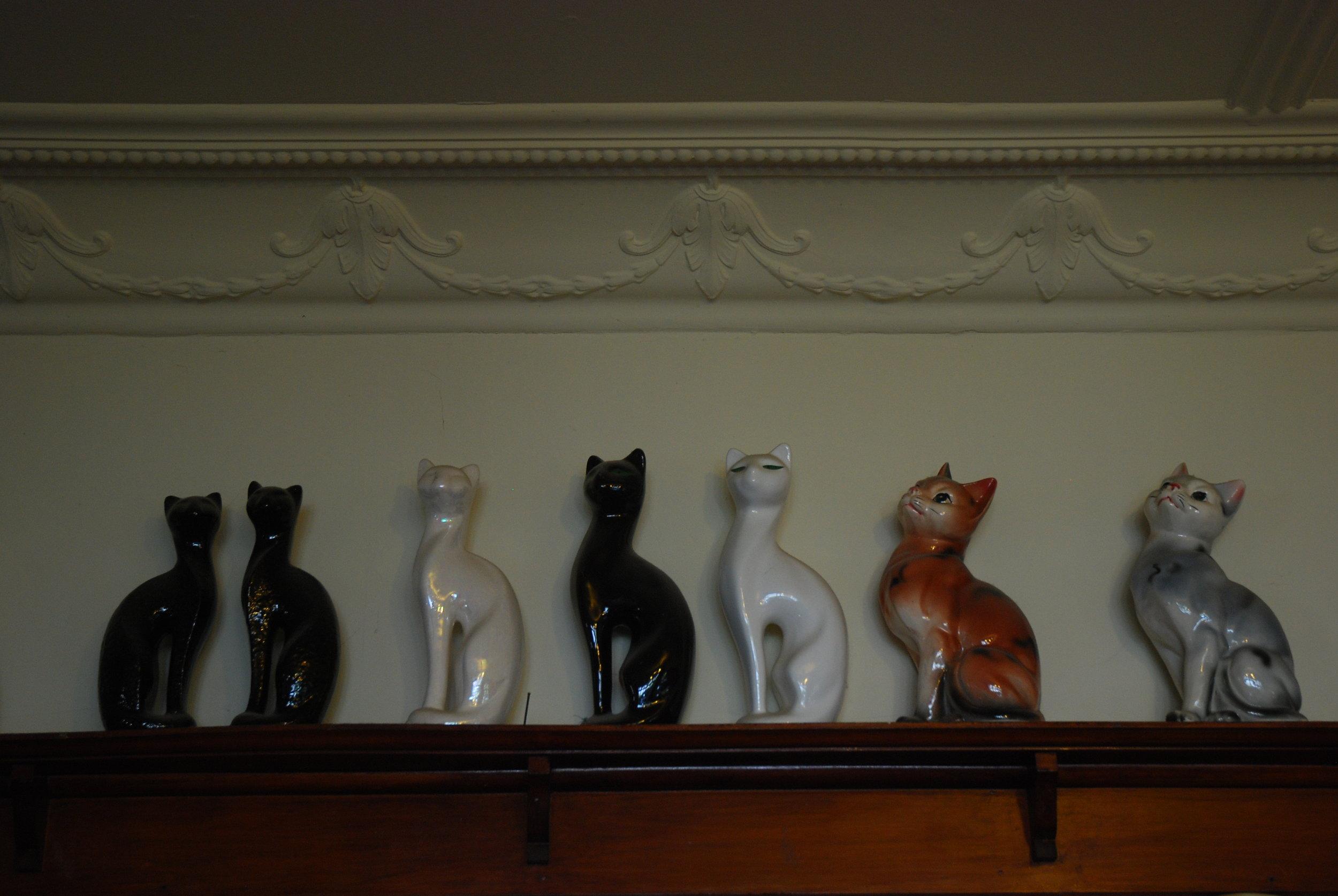Porcelain Cat Collection.jpg