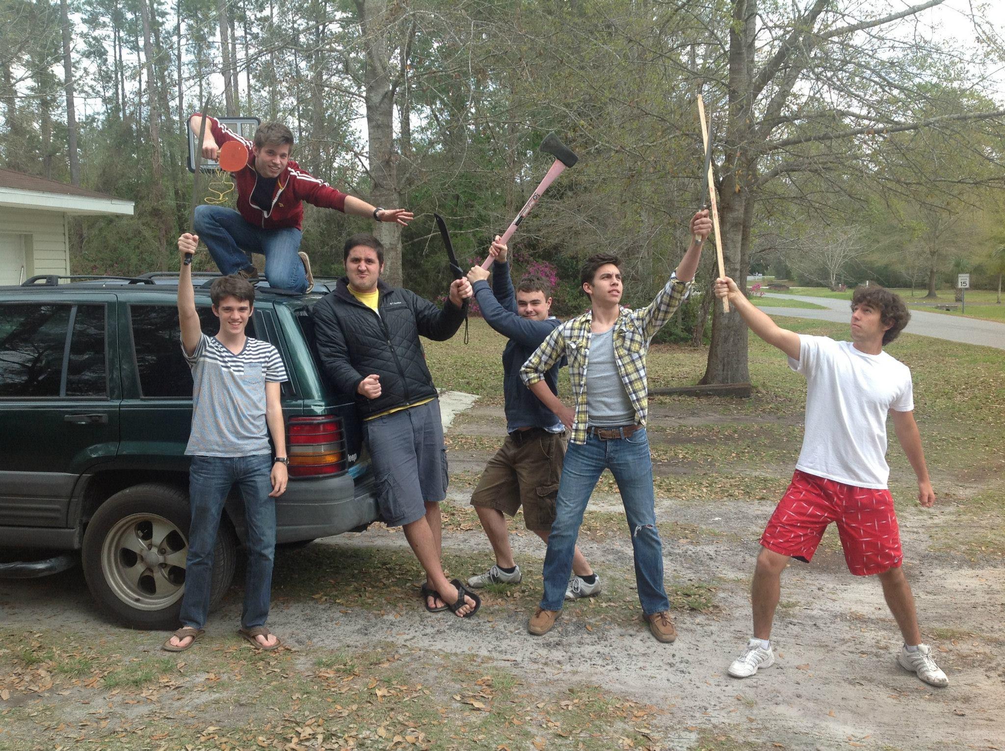 Pre-Camping Trip 2013