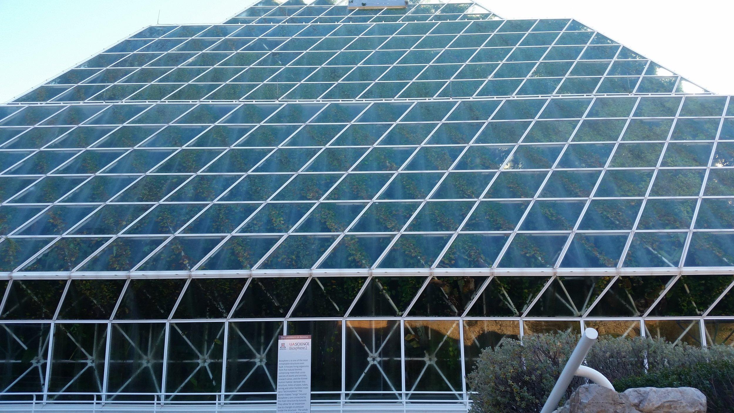 Biosphere 2, Arizona U.S.A.
