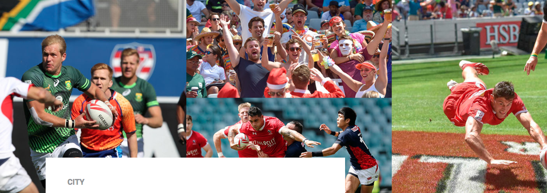 Everything You Need to Know About the Rugby Sevens - Vanmag.com, March 2017Do you like dressing in costume, drinking giant beers, and watching big, sweaty men tackle each other? If this sounds like your idea of a good time, you'll love the HSBC Canada Sevens. And if it doesn't, well, consider yourself warned—a boozy, rollicking weekend-long party is hitting BC Place March 11 to 12—and there's likely to be some rugby, too.
