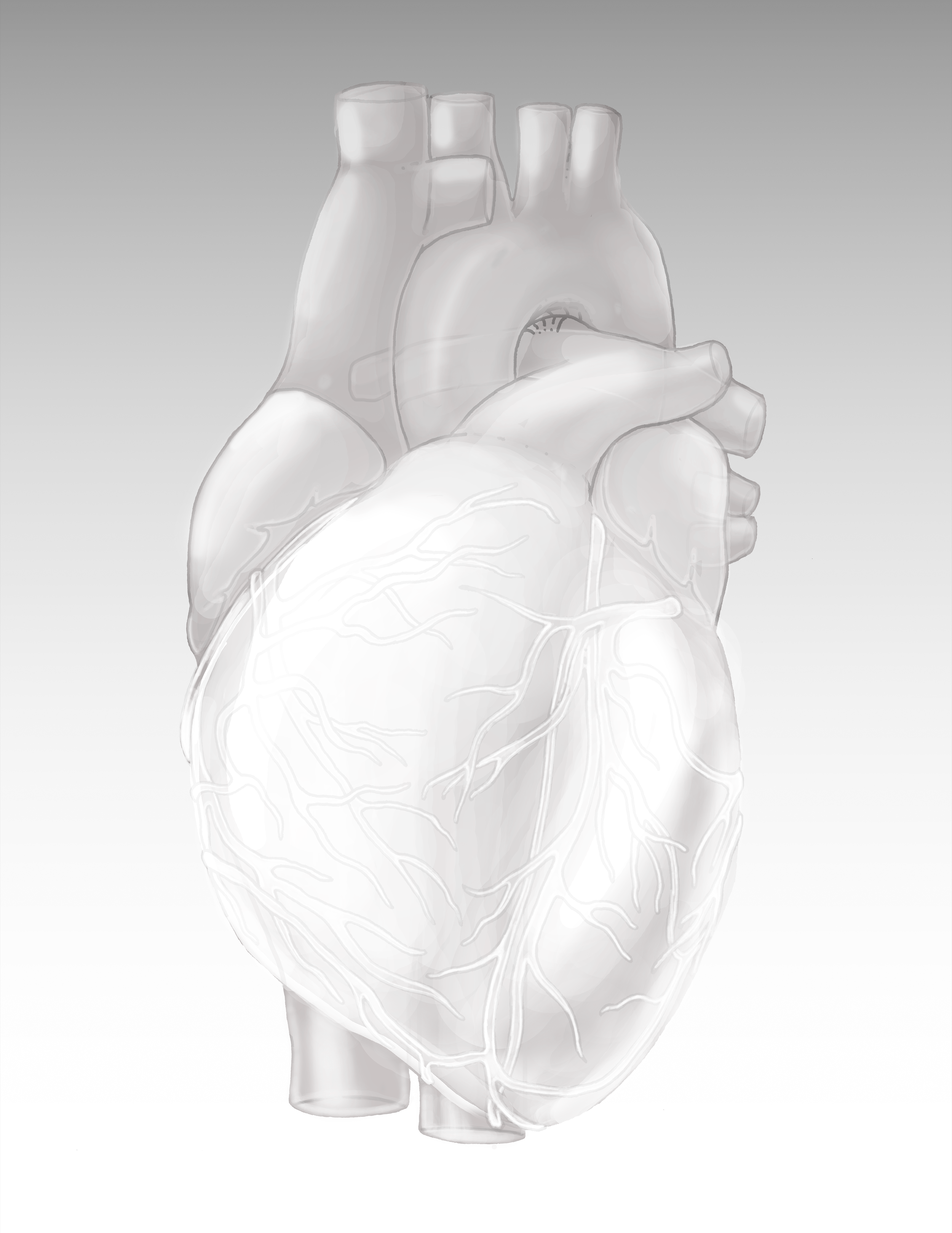 Glass Heart IV, 2016