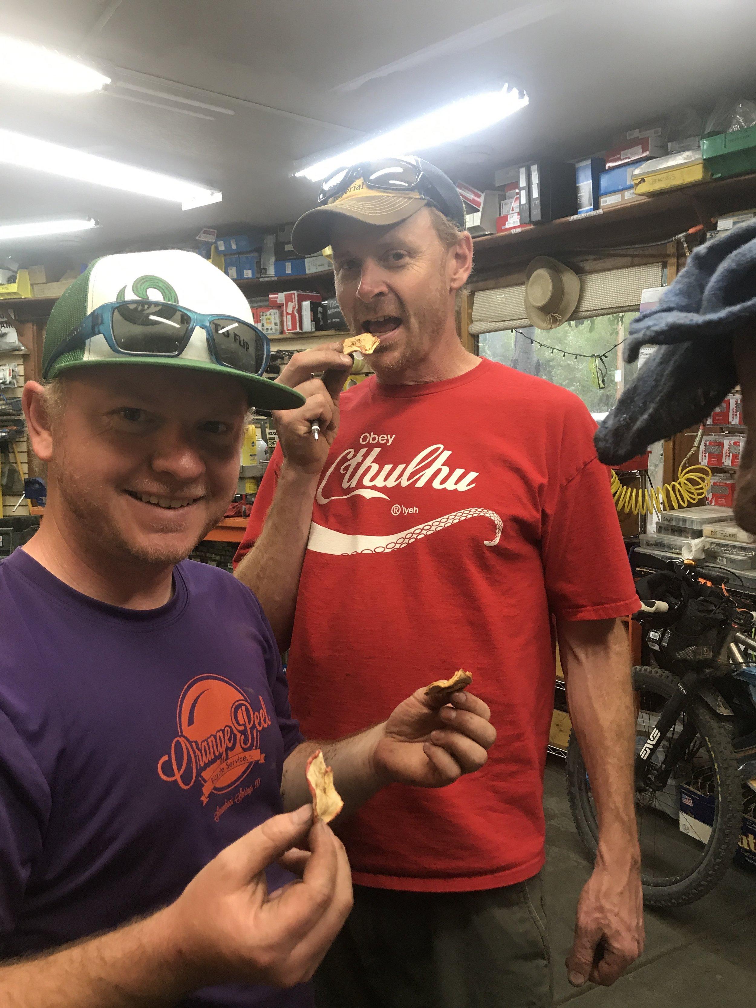 Bike shop boys