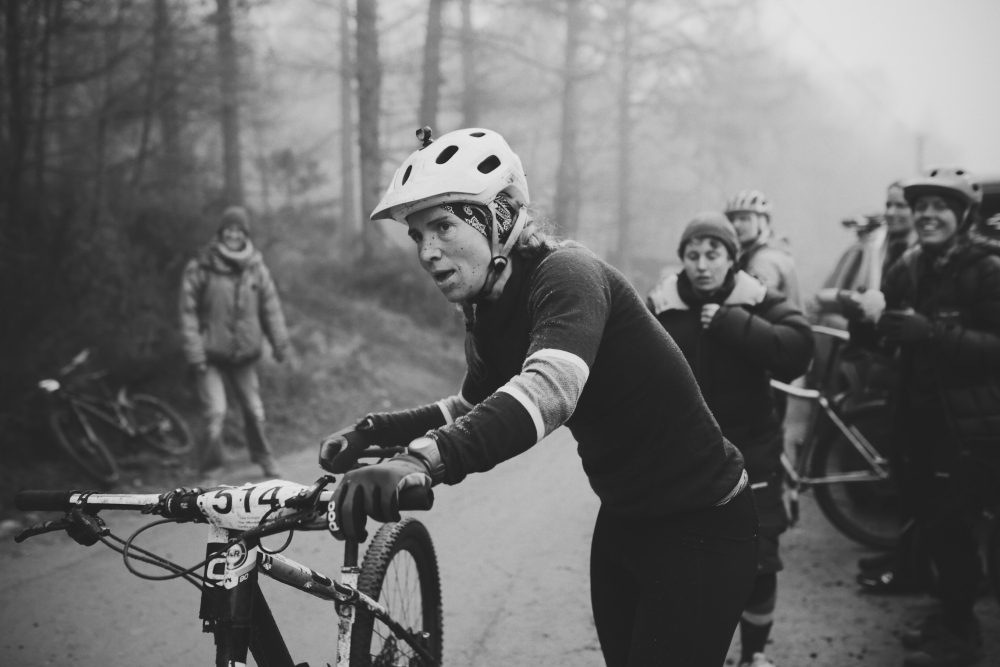 Lee Craigie - Lee raced for Scotland in the 2014 Commonwealth Games and for GB in the World and European Championships, and was UK Fatbike Champion and UK 24-hour Mountain Bike Champion in 2016. She's also ridden in numerous endurance events, including the Highland Trail 550 and the formidable Tour Divide.