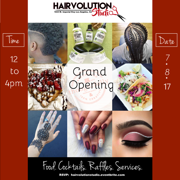 Hairvolution Black Book LA Newsletter_ Thursday and Saturday post.png