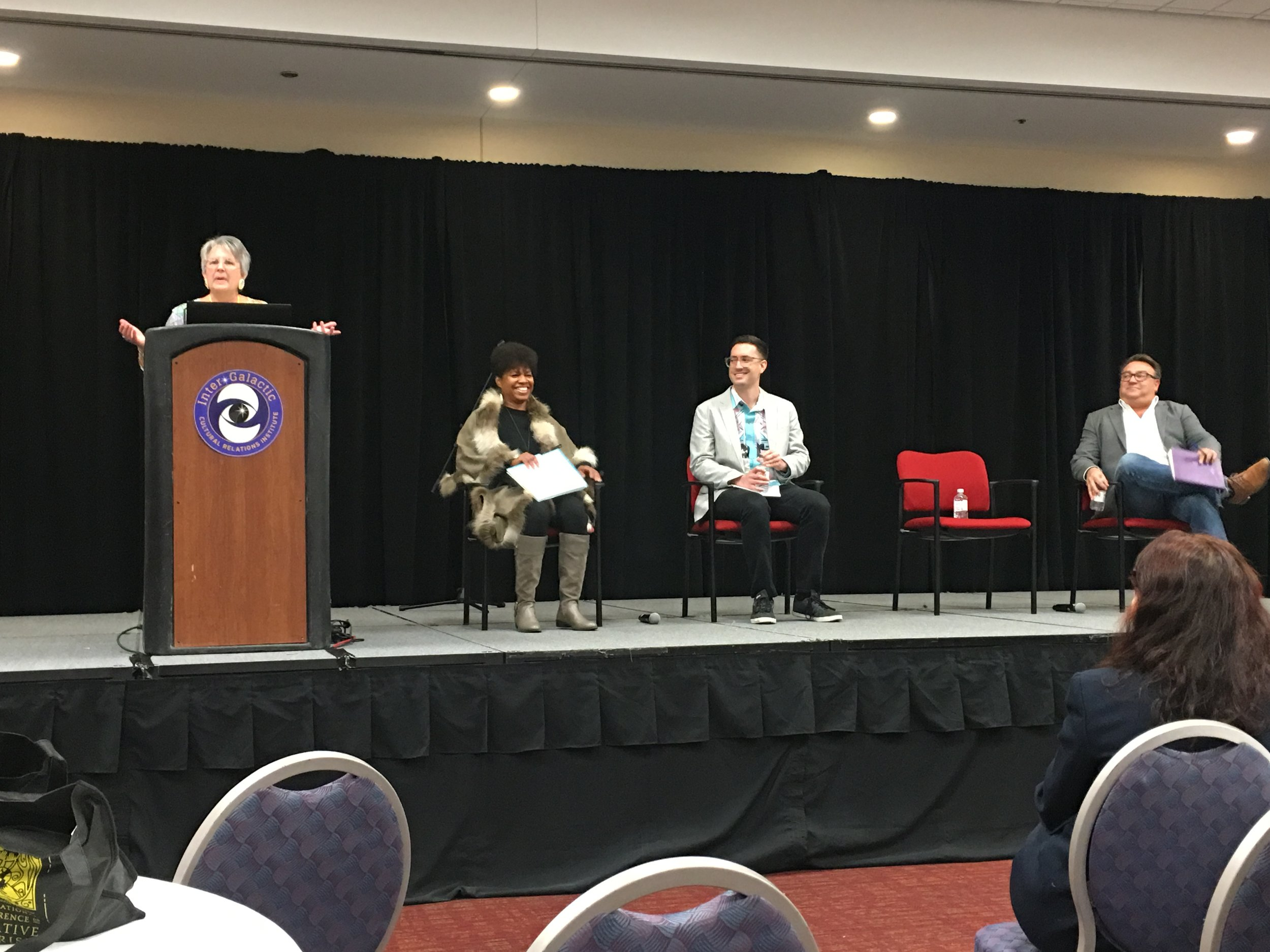 Creative Placemaking Leadership Summit, 2019