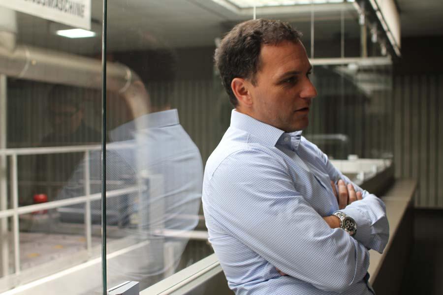 Dr. Torsten Pedit, Leiter Marketing Stiegl Brauerei