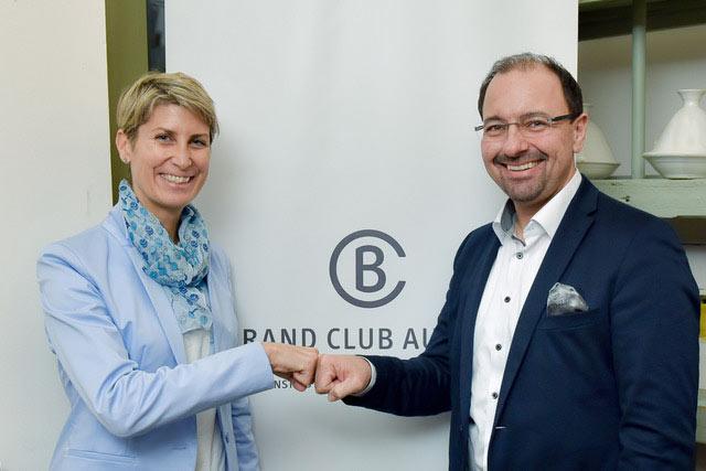Mag. Charlotte Hager (Geschäftsführerin BCA) und Rudolf Körber, MBA (Präsident BCA) freuen sich auf das kommende Jahr 2019.