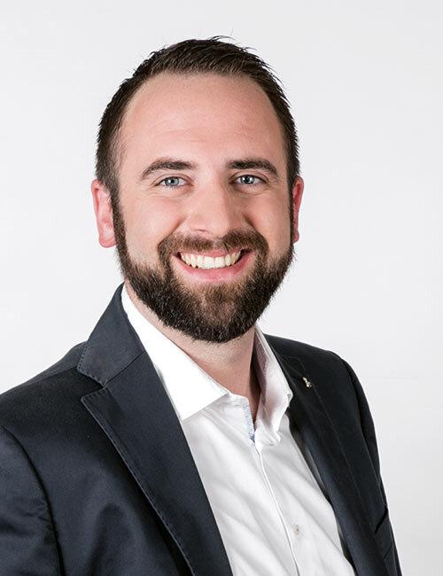 Geschäftsführer & Inhaber Georg Resch
