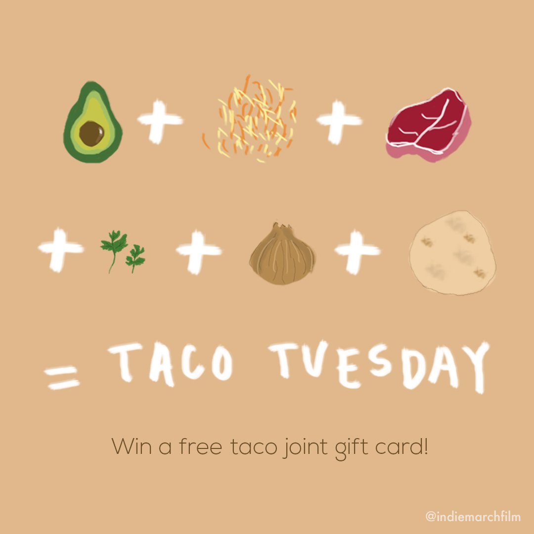 IFP Taco Tuesday Giveaway