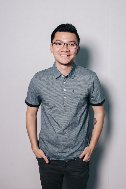 Kenny Tjay, Founder