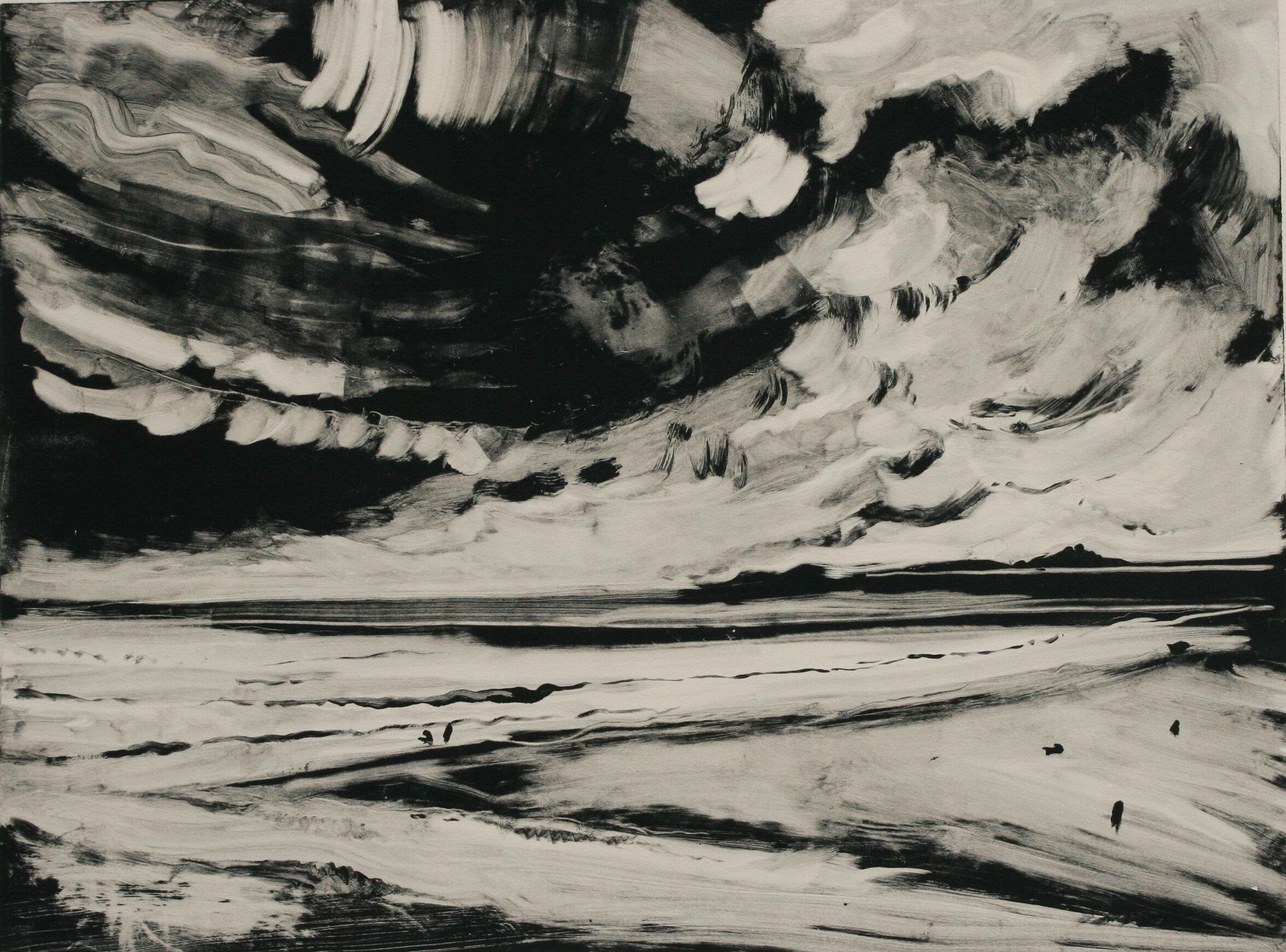 Norfolk Sky Monotype