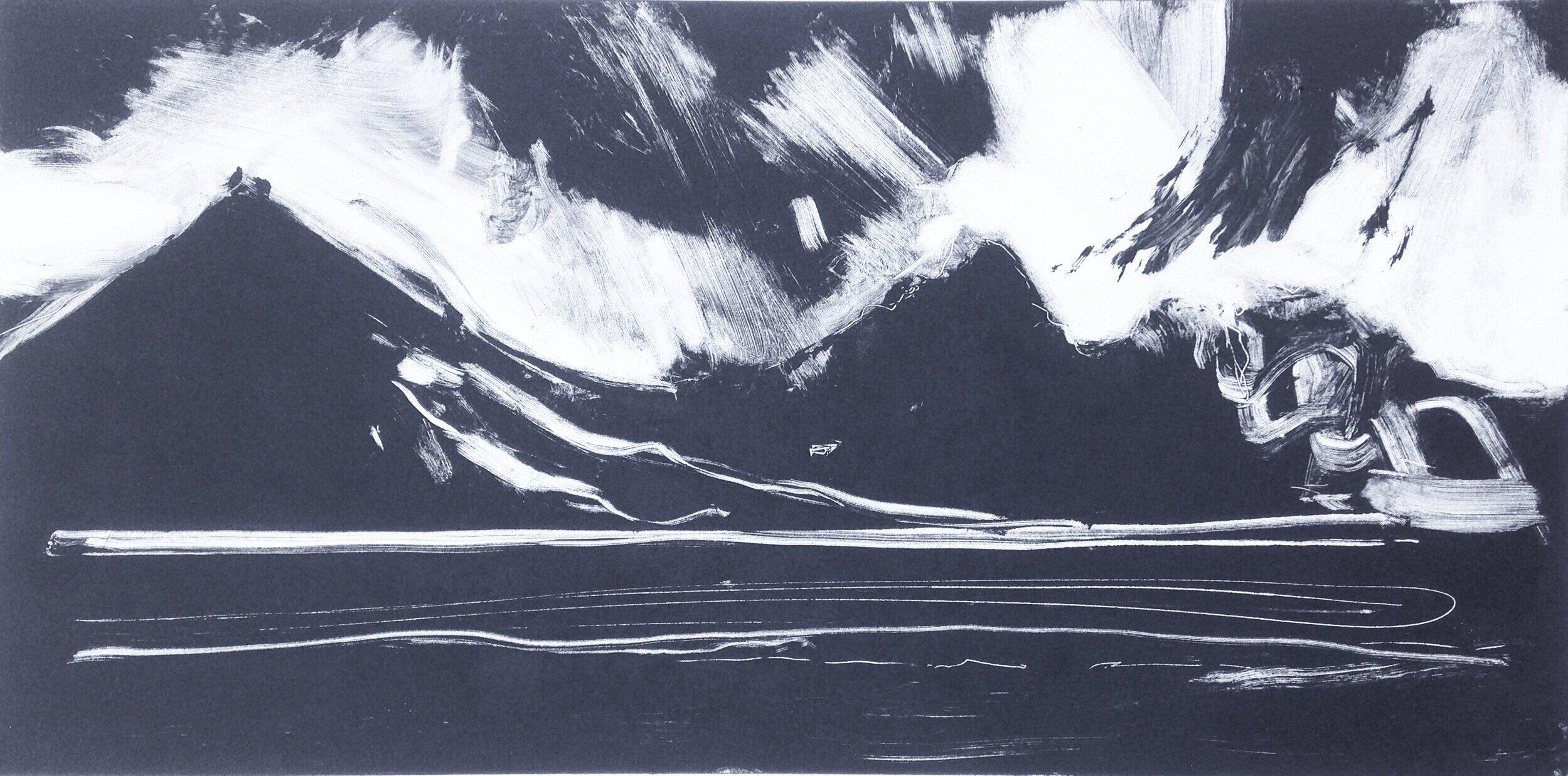 Cuillin - Loch Scavaig